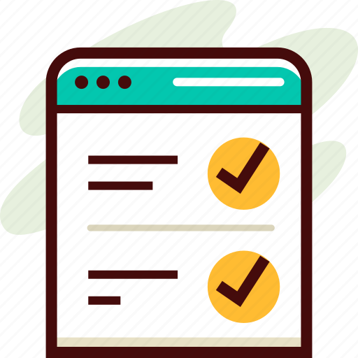 Education, exam, online, test icon - Download on Iconfinder
