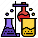 chemical, chemistry, equipment, medicine, science icon