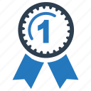 winner, medal, award, contest icon