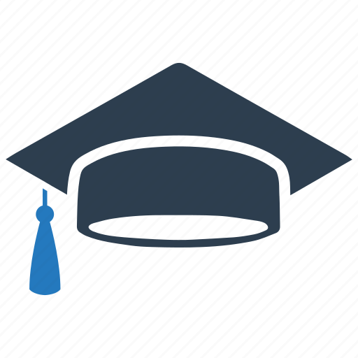 Education, graduation, hat, student, university icon - Download on Iconfinder