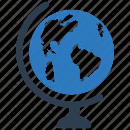 earth, global, globe, planet icon