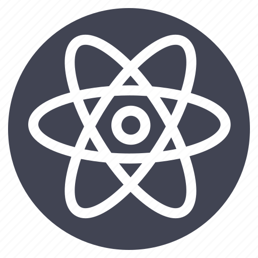 atoms, chemical, chemistry, education, molecule, school, science icon