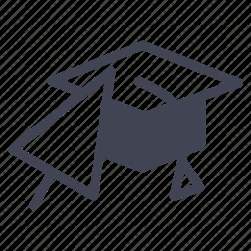 education, learning, online, school, web icon
