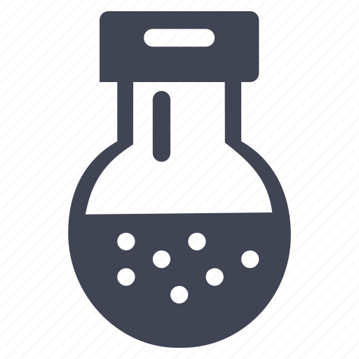 chemistry, education, experiment, lab, laboratory, research, science icon