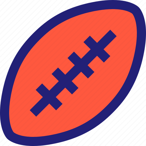 ball, football, play, recreation, sports icon