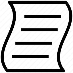 document, file, paper, sheet, text document, text sheet icon