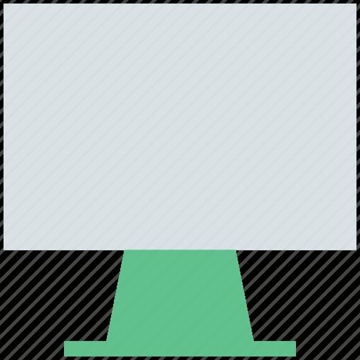 computer monitor, display, lcd, led, monitor, monitor screen, tv icon