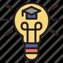 bulb, idea, illumination, invention, light, success