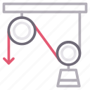 boxes, education, experiment, lab, physics icon