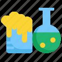 chemistry, education, laboratory, school, science, study icon