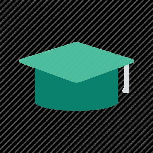 college, educate, education, graduate, graduation, school icon