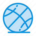 ball, basketball, education, game icon