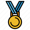 award, champion, medal, quality, winner icon