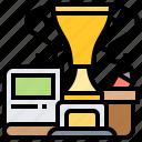 achievement, education, prize, trophy, winner icon