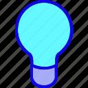 brain, bulb, creativity, education, idea, innovation, light
