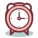 alarm, clock, morning, time icon