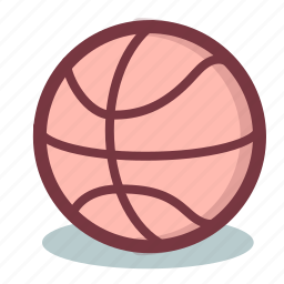 ball, basketball, game, sport icon