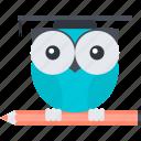 education, school, smart, solution icon