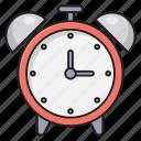 alarm, alert, morning, notification, reminder