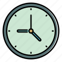 hour, time, clock, deadline, school, education