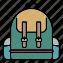 bag, study, learning, education, school