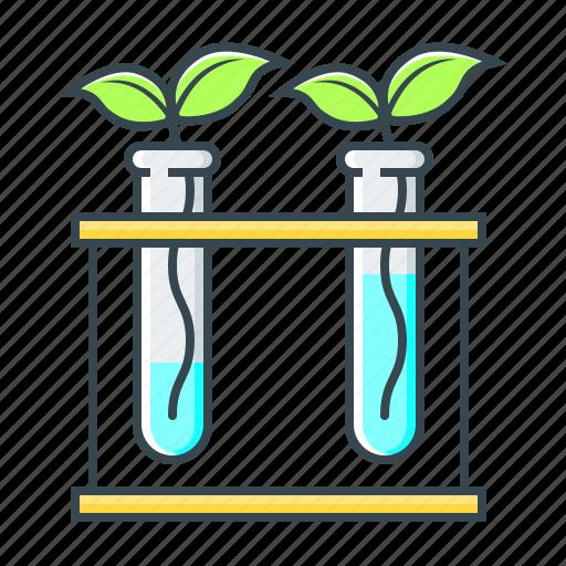 biology, botany, lab, laboratory, science, test, tube icon