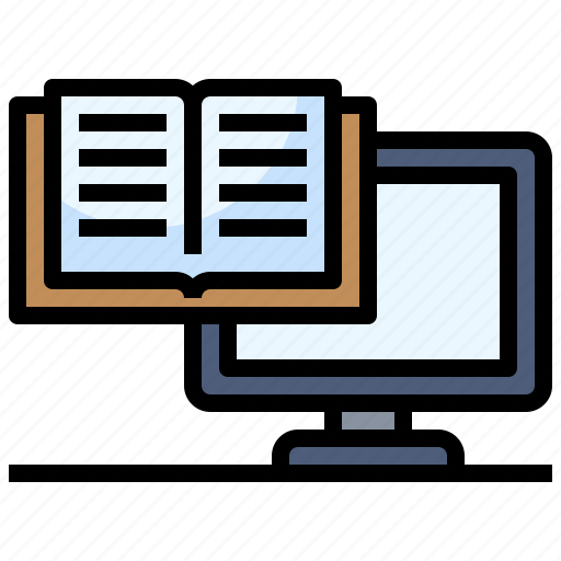 Ebook, education, knowledge, learning, pencil icon - Download on Iconfinder