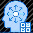 consideration, creative thinking, lateral thinking, logical reasoning, logical thinking