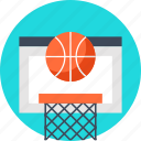 athletic, ball, basket, basketball, game, play, sport icon