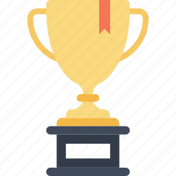 achievement, award, cup, prize, reward, success, trophy icon