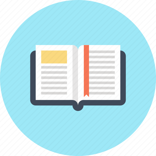 Book, education, knowledge, learn, literature, read, study icon - Download on Iconfinder