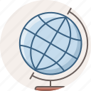 country, earth, globe, map, planet, world, worldwide icon