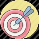 board, dartboard, focus, aim, bullseye, goal, target