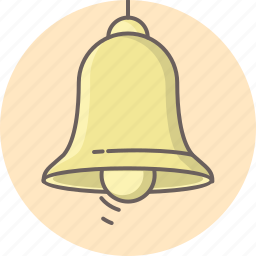 alarm, alert, bell, christmas, schedule, time, xmas icon