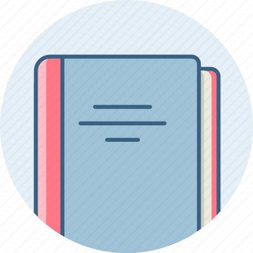 book, education, knowledge, learning, library, school, study icon