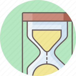 hourglass, load, loading, stopwatch, time, timer, wait icon