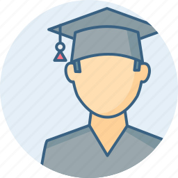 achievement, boy, degree, diploma, graduate, male, student icon