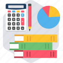 calculation, education, learn, learning, result, study, studying icon