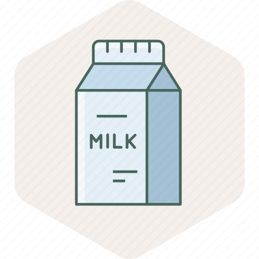 beverage, bottle, breakfast, drink, milk icon