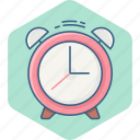 alarm, alert, attention, ring, ringer, snooze, timer icon