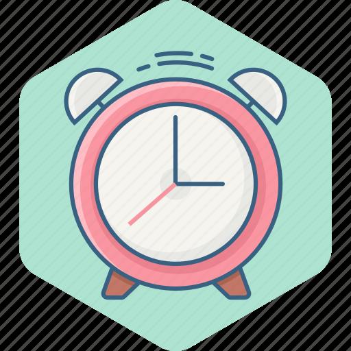alarm, alert, attention, ring, ringer, snooze, timer icon