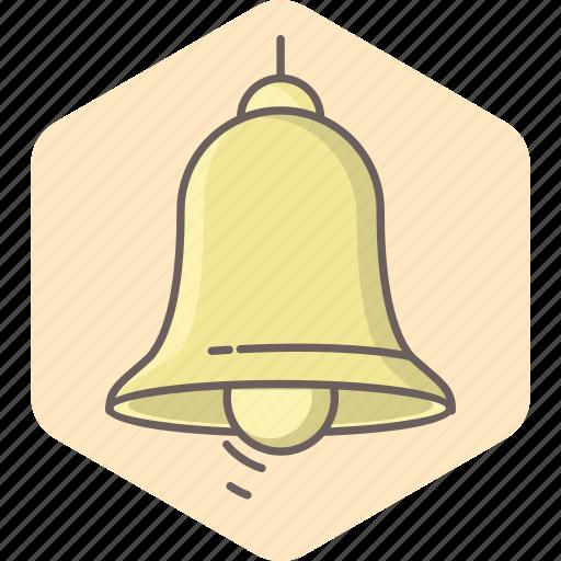 alarm, alert, attention, bell, danger, ring, ringer icon