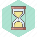 hourglass, loading, sandglass, schedule, time, timer, wait icon