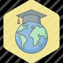 global, globe, graduate, elearning, international, learning, web