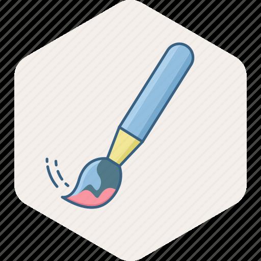 art, brush, design, draw, drawing, graphic, paint icon