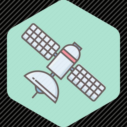 antenna, connection, internet, satellite, space, wireless icon