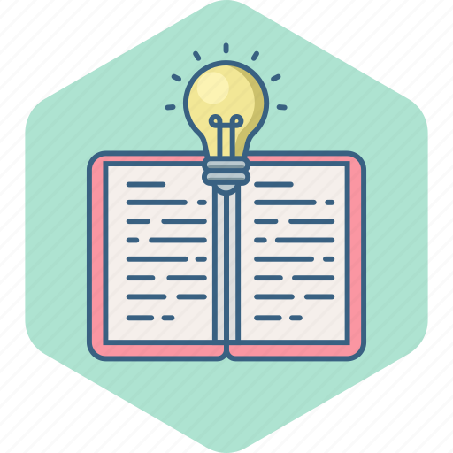 Book, idea, learning, learn, reading, education, ideas icon