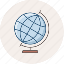 country, earth, education, global, globe, nation, world icon