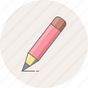 draw, drawing, edit, note, pencil, write, writing icon
