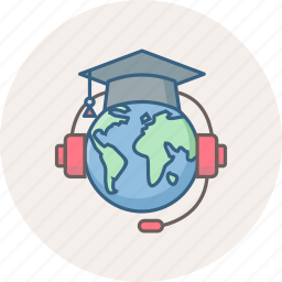 abroad, education, learning, online, school, smartclass, smartclasses icon